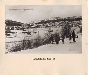 007.22 Stadens fotografier 1 - Lungviksbacken 1903-1904