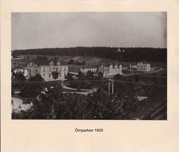 007.30 Stadens fotografier 1 - Örnparken 1905