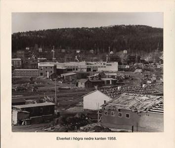 007.32 Stadens fotografier 1 - Elverket 1958