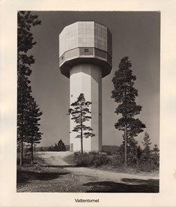 007.40 Stadens fotografier 1 - Vattentornet