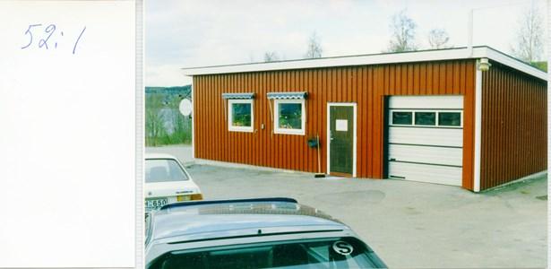 52.01 Floragränd 2, Aina Molins målarverkstad