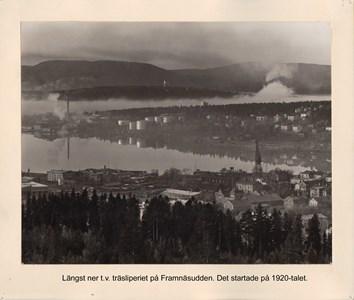 008.19 Stadens fotografier 2 - Träsliperiet på Framnäsudden