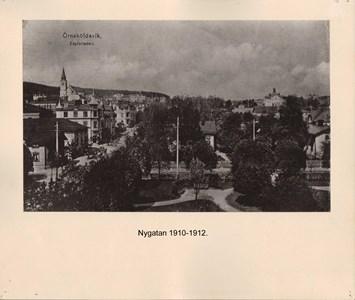 008.25 Stadens fotografier 2 - Nygatan 1910-1912