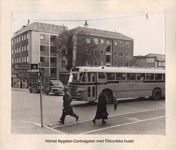 008.33 Stadens fotografier 2 - Nygatan/Centralgatan
