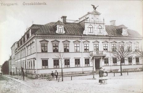 008.49 Stadens fotografier 2 - Hotell Örn