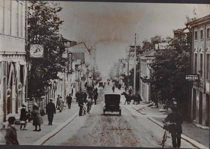 008.57 Stadens fotografier 2 - Storgatan