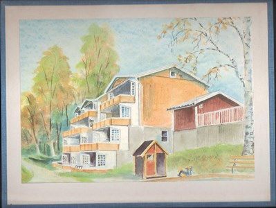 Tavla29  Kv. Terrassen