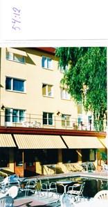 54.12 Hotell, Studentkårens lokaler   Uteservering