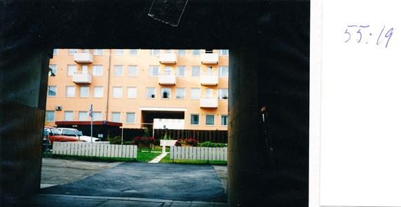 55.19 Inkörsport  gård  Skolgatan 12