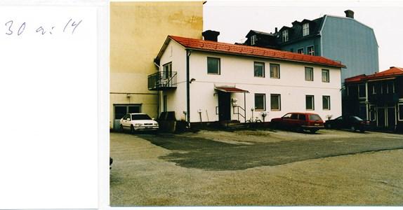30a.14 Storgatan 23, Gården