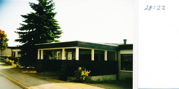28.22 Terassen Carport, hus 39