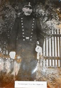 Öd 1 Foto Poliskonstapel