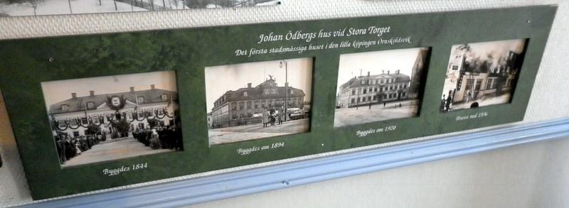 Öd 26 Tavla Johan Ödbergs hus