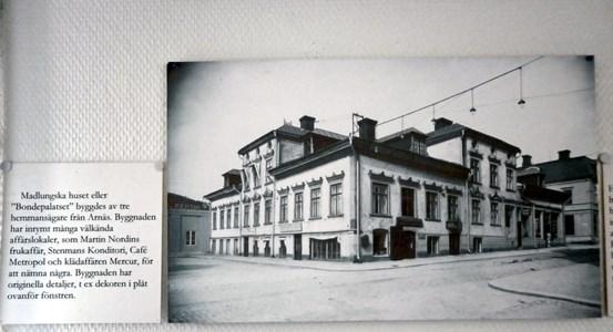 Öd 33 Foto Madlungska huset