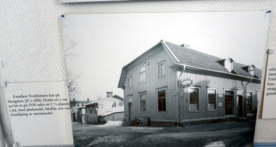 Öd 35 Foto Nordemans hus