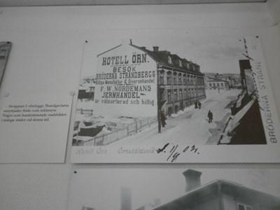 Öd 40 Foto Hotell Örn