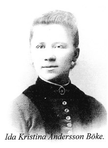 Ida Kristina Andersson Böke