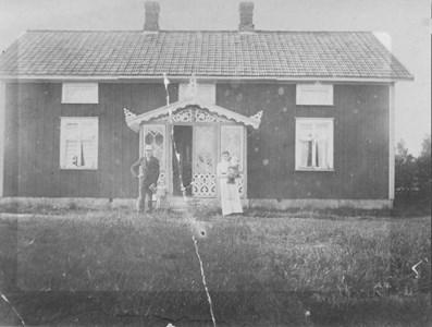 Stora Stavshult, gamla huset