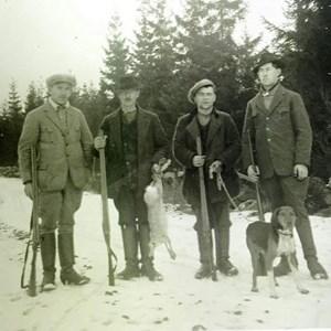 Jakt, 1920-talet