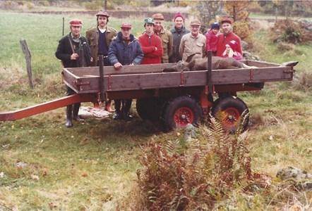 Älgjakt 1983