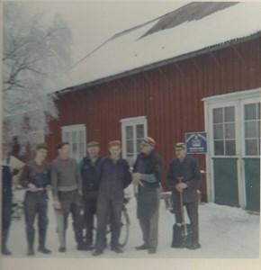 Arbetsstyrka mars 1968