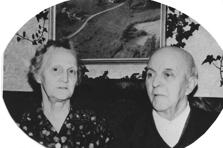 Alfred och Margareta Petersson