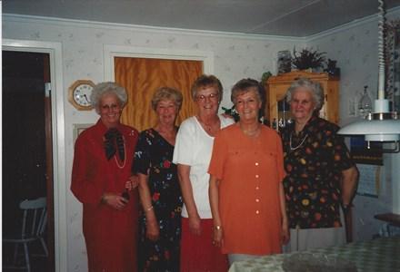 Ystebodöttrar foto från 1997.