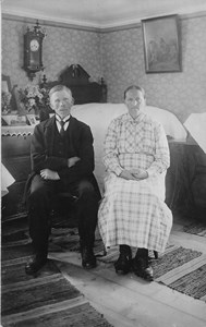 Emma o Gustav Petersson Ljungåsen