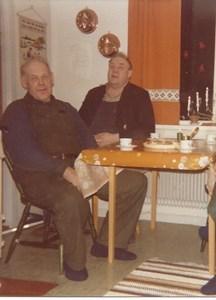 Hjalmar och Gustav  Karlsson (Glans)