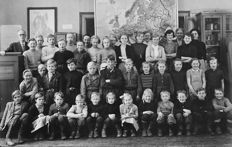 Skolkort 1953