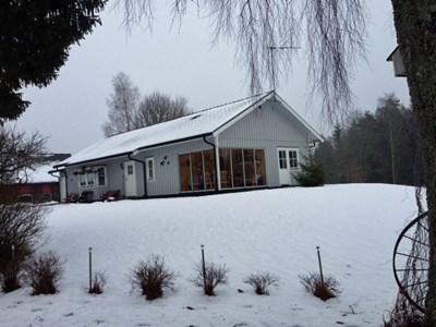 Nya bostadshuset på Frillebo 1:2