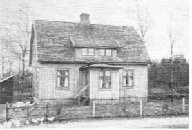 Fagerhult 1:3 omkring år 1945