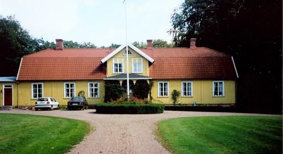 Alslöf gård huvudbyggnad
