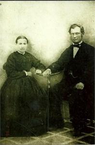 Brita Stina Larsdotter och Erik Jansson