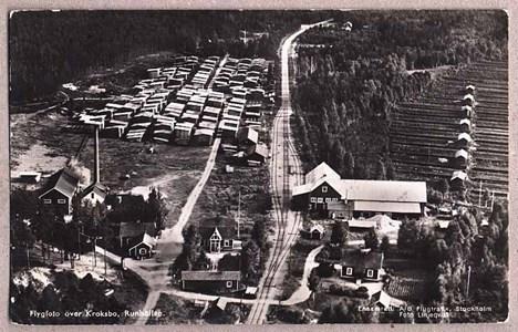 Kroksbo såg och torvströfabrik