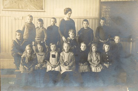 Lunds skola, skolfoto