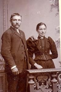 Regina och Johan Bergström