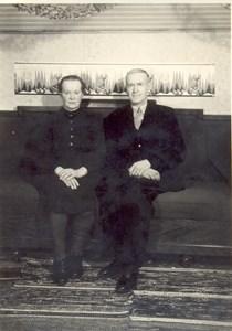Hilda och Axel Andersson