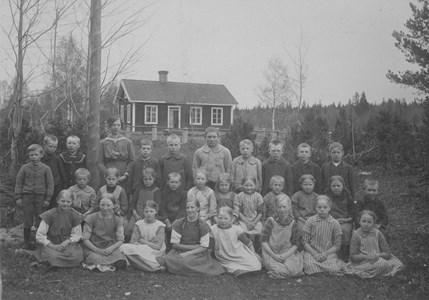 Ekedals skola 1916
