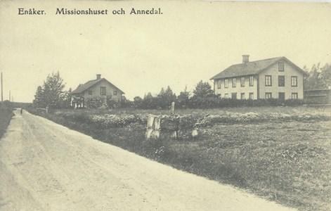 Missionshuset och Annedal