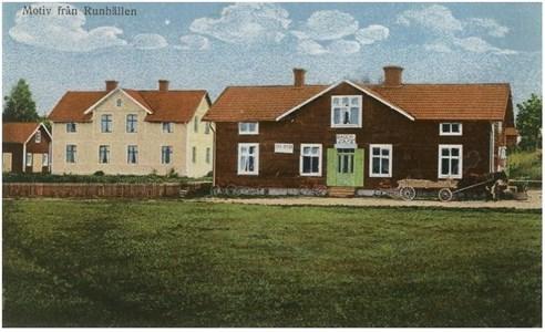 Frideborg och Johannesdal