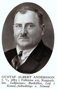 Gustaf Albert Andersson