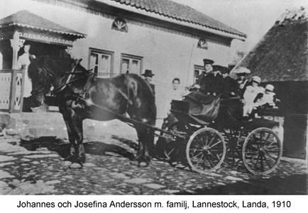 Lannestock