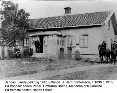 Familjen på Sandås