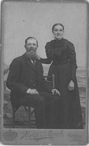 Abraham och Inger-Lena
