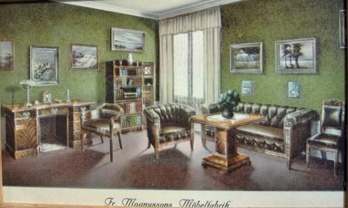 Herrumsmöbel, från katalogen