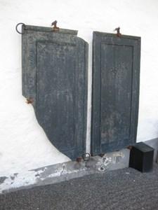 Gamla dörar?