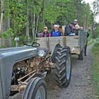 traktorutflykt