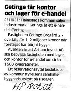 180202 Industrier