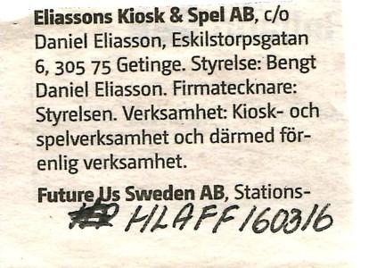 160316 Eliassons Kiosk